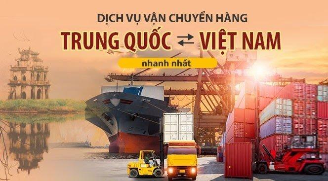 Vận chuyển hàng Trung Quốc Cầu giấy